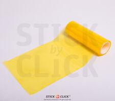 Scheinwerfer Tönungsfolie gelb 100*30cm Nebelscheinwerfer Rückleuchte Blinker