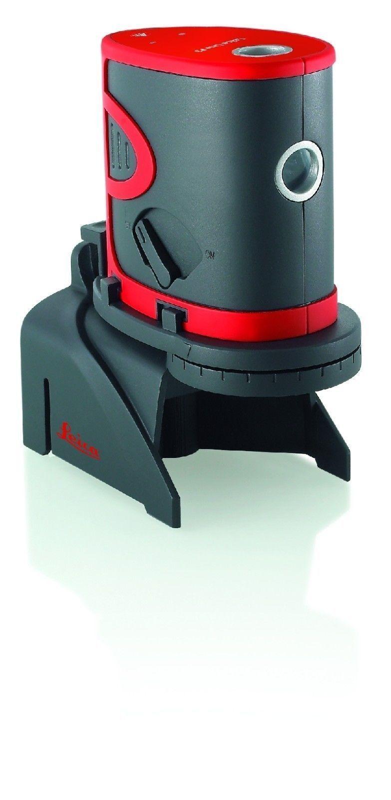 Leica LINO P3 autonivelante de 3 puntos Dot Nivel láser verticales