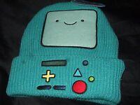 Cartoon Network Adventure Time Beemo Watchman Bmo Game Controller Beanie Hat
