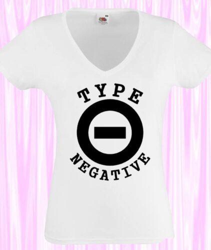 TYPE o negative black WOMEN t-shirt clothing shirt girls lady damen