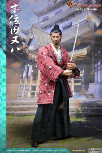 WOLFKING WK89017A 1//6th The position of Tian Ba Action Figure Collectible