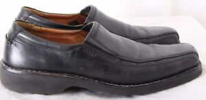 ECCO-Century-Slip-On-Bicycle-Toe-Comfort-Dress-Loafers-Men-039-s-EURO-47-US-14