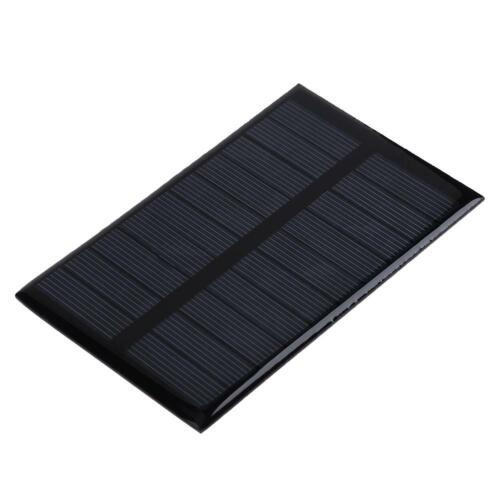 5V 1,2W 240mA DIY Polycrystalline Silicon Solar Panel Solar Charger