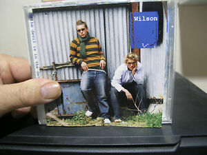 Wilson  The Devil is in the detail CD - peterborough, Lincolnshire, United Kingdom - Wilson  The Devil is in the detail CD - peterborough, Lincolnshire, United Kingdom
