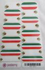 Jamberry Mexico Nail Wrap ( Full Sheet ) 4R35 New