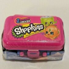 NEW Shopkins 2 Pack Blind Bag Lunchbox Food Fair Season 2 IN HAND READY TO SHIP!