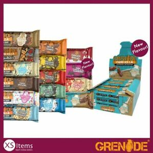 Grenade-Carb-Killa-High-Protein-Low-Carb-Sugar-Bar-Pack-12x-60g-Variety-Flavours