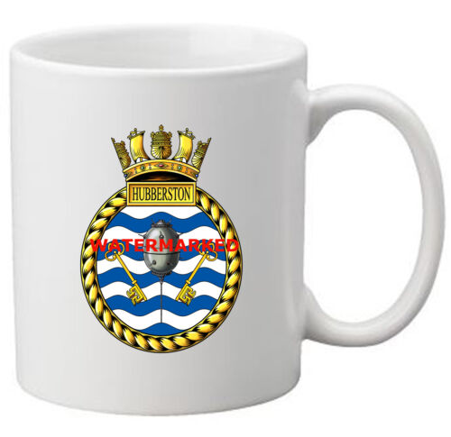 HMS HUBBERSTON COFFEE MUG