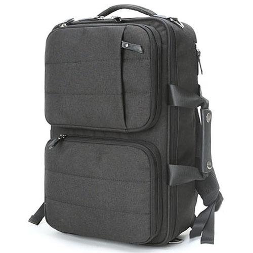 ChanChanBag Mens Backpack 3 Way Bag Laptop Rucksack for Men Messenger Bag 321