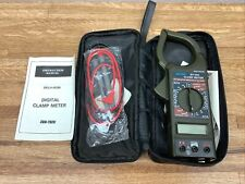 Cen Tech Digital Clamp Meter Multimeter Dt 266 Tested B2