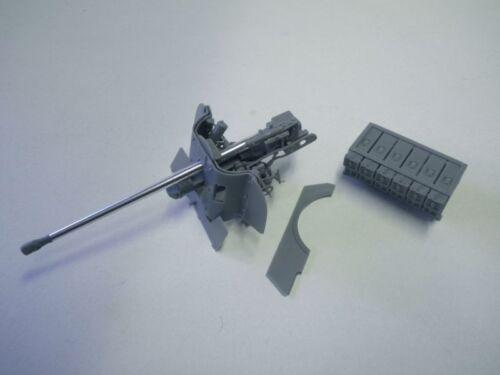 BRACH MODEL CONVERSION SET 5cm PAK36 AUSF PZ KPFW IB  Scala 1//35 Cod.BM103