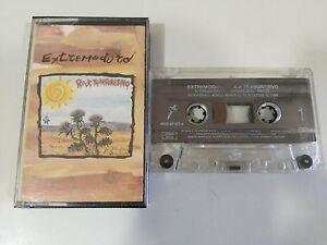 EXTREMODURO-ROCK-TRANSGRESIVO-CINTA-TAPE-CASSETTE-1994-DRO-SPAIN-EDITION