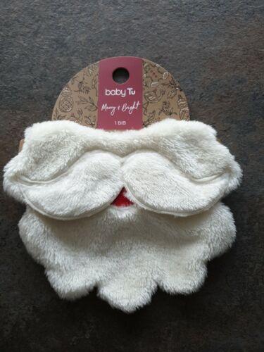 Père Noël Santa Claus BABY BIB