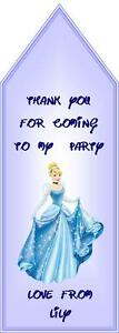 Cinderella-Princess-Disney-Birthday-Party-Bag-Gift-Tags-Children-Boy-Girl-Blue