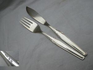 WMF-Paris-Fischbesteck-90-Silber-Fischmesser-Fischgabel-6-12-4-800-925-835