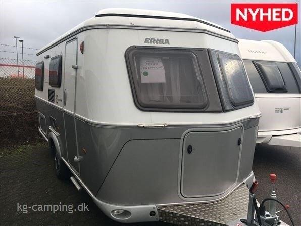 Hymer 2019 - Hymer Eriba Touring Troll 54260 EDITION...,