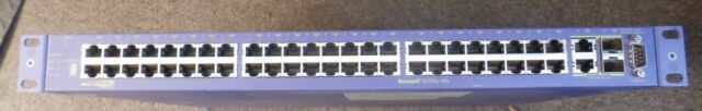 Extreme Networks - Summit X250e-48p 15107 48-Port Switch