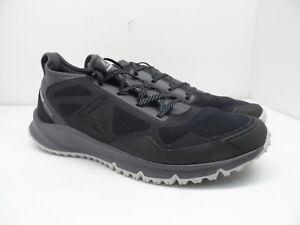 Reebok Men s All Terrain Freedom Shoe Trail Running Shoe Black Gray ... ae1ad2937
