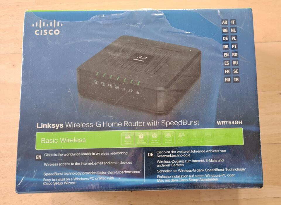 Router, Cisco, Perfekt
