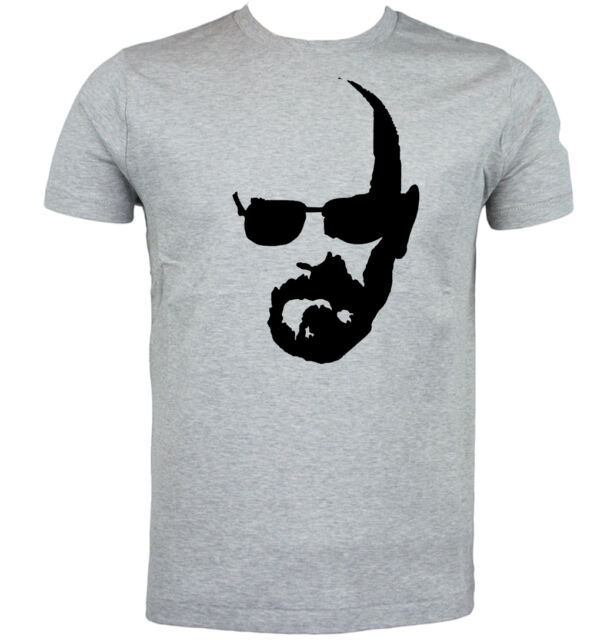 Breaking Bad - Walter White - Cult T-Shirt - S to XL - 100% cotton