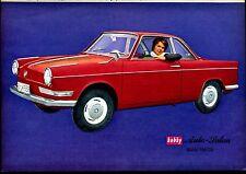 BMW 700 CS--Coupe Sport--Werbung von 1963-