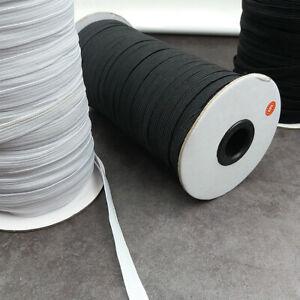 Gummiband-elastisches-Waschegummi-Gummilitze-hohe-Elastizitat-Schnur-Meterware
