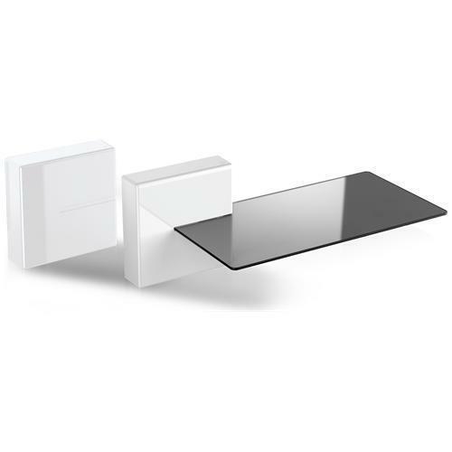 Meliconi Porta Tv Ghost Prezzi.Meliconi Ghost Cube Shelf Sistema Copricavi Componibile Con Ripiani Bianco