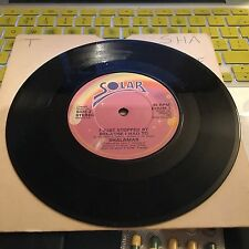 """SHALAMAR FRIEND (EDIT) 7"""" VINYL ORIGINAL 1981 UK PRESS- EXCELENT"""