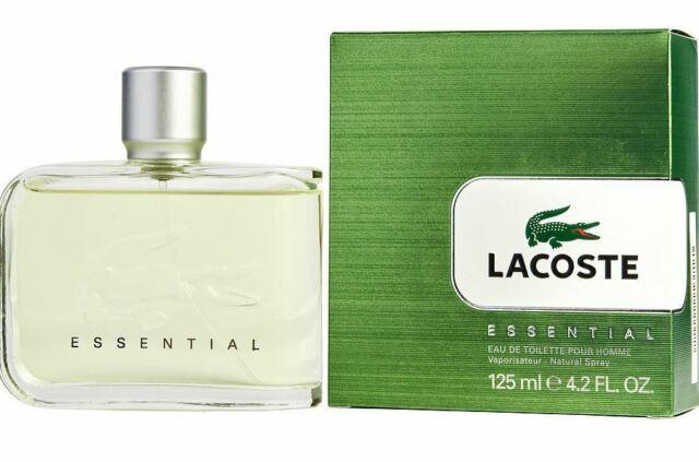 Lacoste Essential 125ml Edt Spr