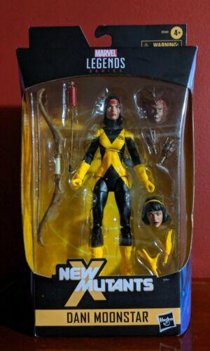 Hasbro Marvel Legends Dani Moonstar Lot 3 Walgreens Exclusive X-Men New Mutants