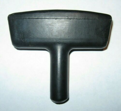 Vintage McCulloch 57230 Recoil Starter Handle Rubber Chainsaw Go Kart NOS Mc B