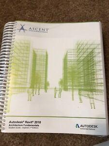 Details about Autodesk Revit 2018 Architecture Fundamentals - Imperial (1st  Edition)