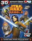 Star Wars Rebels 3D Activity Book by Lucasfilm Ltd (Paperback, 2014)