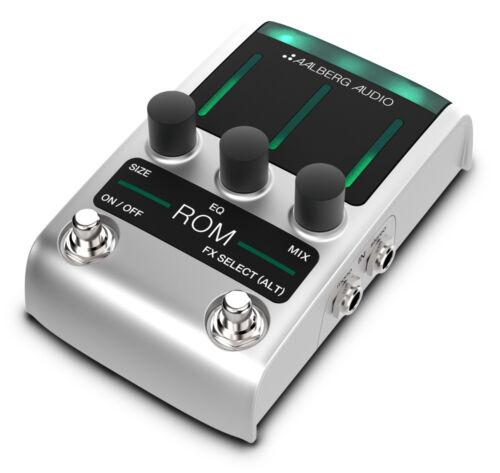 AALBERG AUDIO Rom RO-1 Reverb Effektpedal