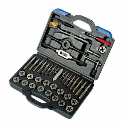 Laser Tools 2159 Tap /& die Set 40 Teile