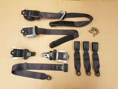 Mitsubishi Lancer Evo 4 5 6 ceintures Set Complet ceintures boucles Evolution