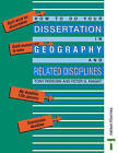 How to Do Your Dissertation in Geography and Related Disciplines by P.G. Knight, A.J. Parsons (Paperback, 1995)