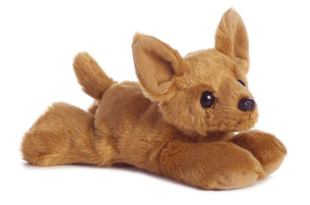 8 Inch Mini Flopsie Chi Chi Chihuahua Dog Plush Stuffed Animal By