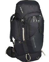 Kelty Red Cloud 110 Internal Frame Trail Hiking Backpack Black 2017
