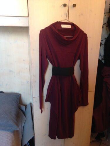 Bordeaux Dress Malloni New Felpa Asimmetrica wPqtpZI6x