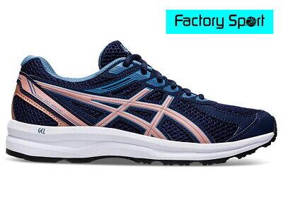 Asics Gel Braid marino bronce zapatillas de fitness running para mujer |  eBay