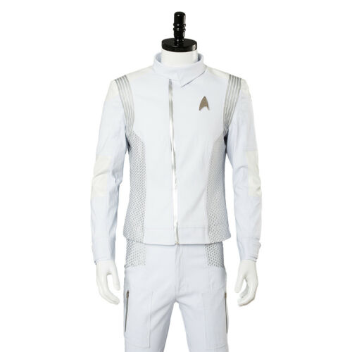 Nambue Cosplay Costume White Medic Officer Suit Uniform Star Trek Discovery Dr