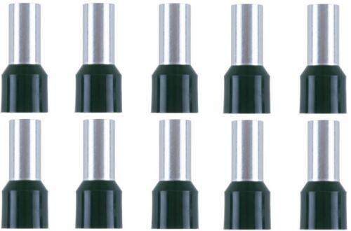 10pcs 0 Gauge Wire Ferrule Amplifier Ferrules 0 AWG Tin Copper Amp