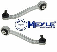 Audi A4 A5 Pair Set of 2 Front Upper Rearward Control Arm + Ball Joint & Bushing