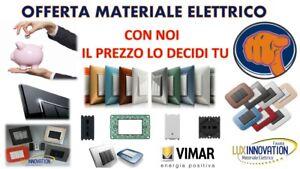 Proposta D Acquisto Kit Impianto Elettrico Vimar Plana Vimar Idea
