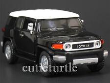 Kinsmart Toyota FJ Cruiser SUV 1:36 Diecast Toy Car Black
