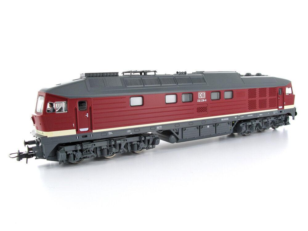 Roco 52461 Diesellok BR 232 DB AG Digital Sound H0