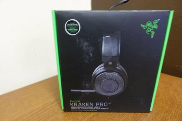 Analytisch Razer - Kraken Pro V2 Wired Stereo Gaming Headset - Black (28) Aantrekkelijk Uiterlijk