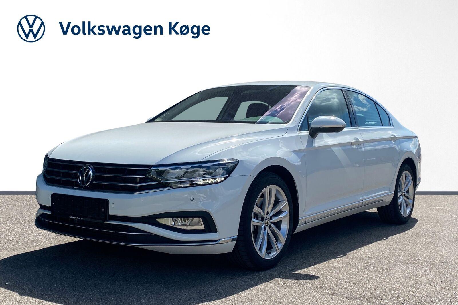 VW Passat 1,5 TSi 150 Elegance+ DSG 4d - 364.900 kr.