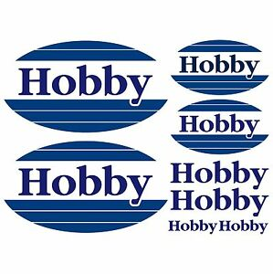 hobby autocollant sticker camping car caravane caravan 8 pi ces ebay. Black Bedroom Furniture Sets. Home Design Ideas